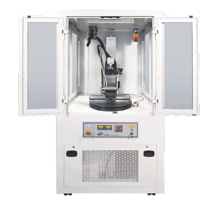 X射线实验室型大功率宽体应力仪
